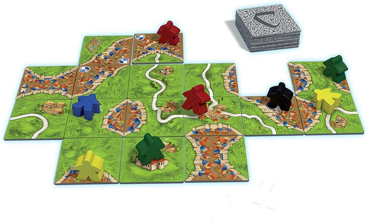 Carcassonne, $27.50 (Normally $34.99)