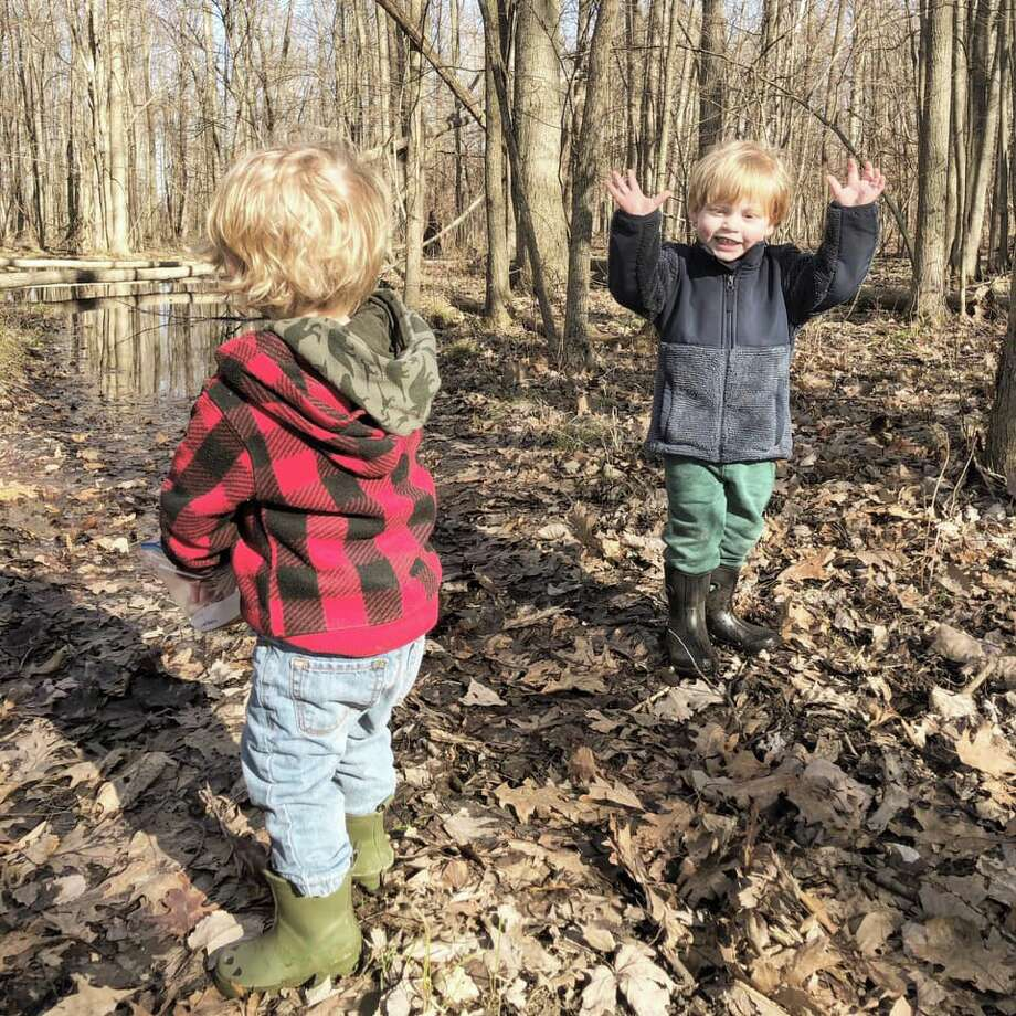 Get outside! Photo: Submitted By: Amanda Kay