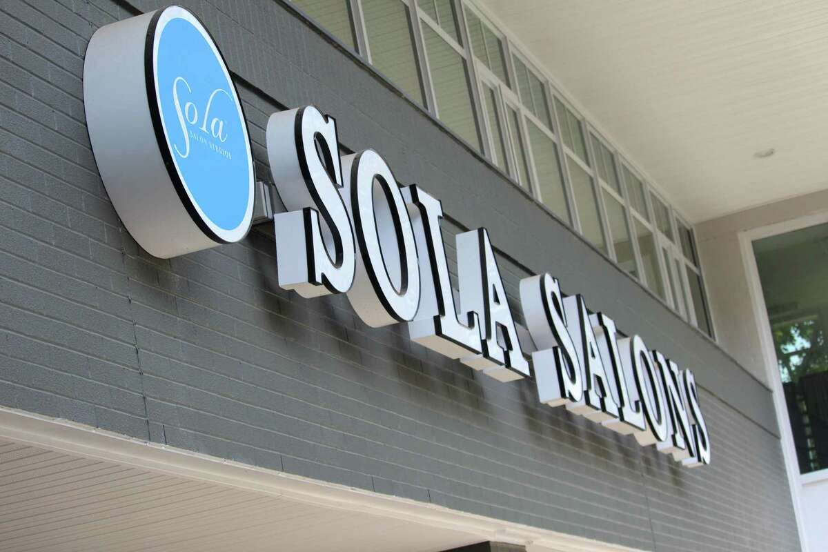 Sola Salon Studios in Westport, CT.
