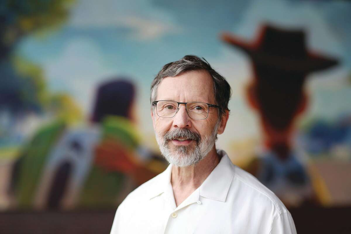 A photo provided by Pixar, Dr. Ed Catmull at Pixar Animation Studios in Emeryville, Calif., Feb. 12, 2016. The Association for Computing Machinery, the world's largest society of computing professionals, said Drs. Catmull and Pat Hanrahan would receive this year's Turing Award, often called the Nobel Prize of computing, for their work on three-dimensional computer graphics, or CGI. (Deborah Coleman/Pixar via The New York Times)