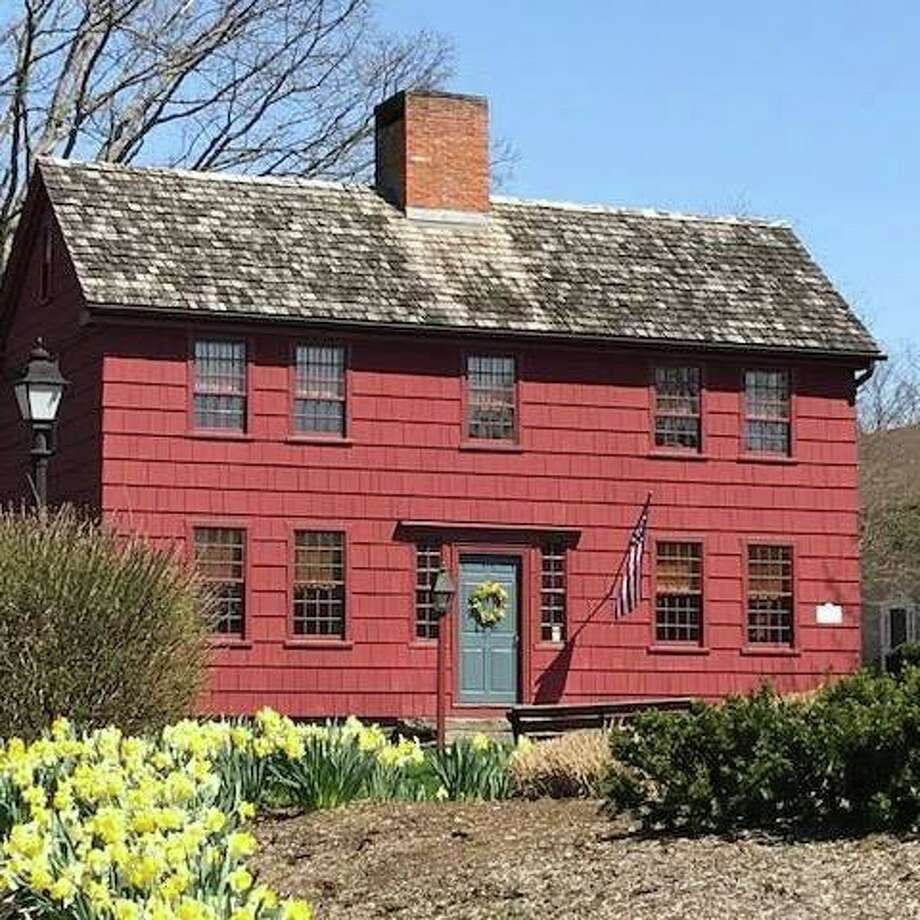 The Ridgefield Historical Society recently received a grant from the Ridgefield Thrift Shop. Photo: Contributed Photo