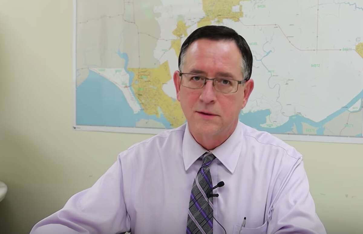 Dr. Bela Matyas, Solano County health officer, explains in a YouTube video why the county hasn't issued a shelter-in-place order like other Bay Area counties.