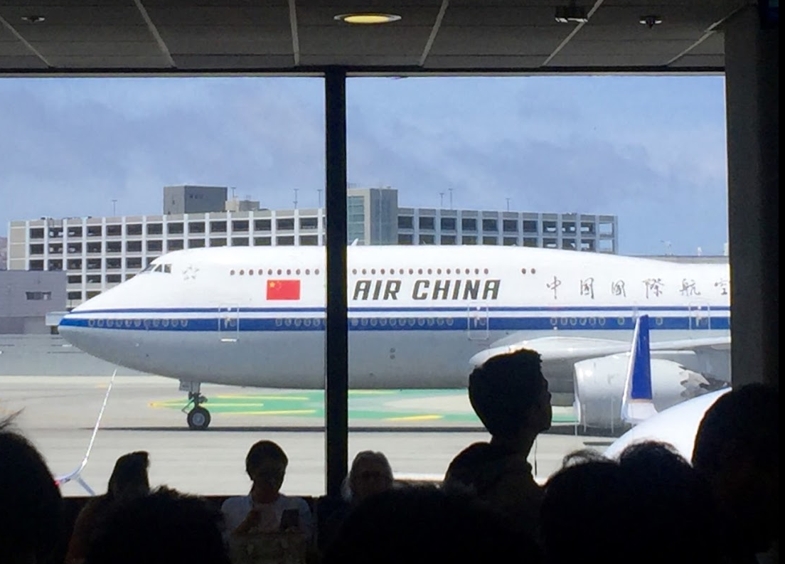 SFO in crosshairs of aviation spat between US and China