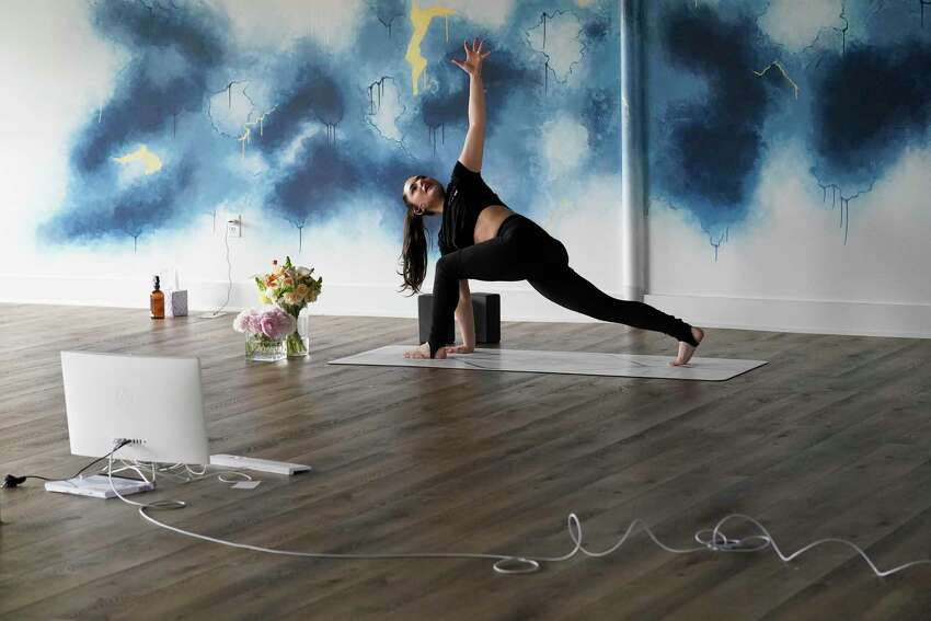 Livestream a Yoga Class Now in the digital age, it is easier than ever to get your fitness in without leaving your house. Local yoga studios are hosting livestreamed yoga classes for those looking to find balance in their lives.