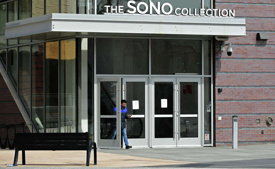 The SoNo Collection mall remains open with reduced hours Wednesday, March 18, 2020, in Norwalk, Conn. Photo: Erik Trautmann, Hearst Connecticut Media / Norwalk Hour