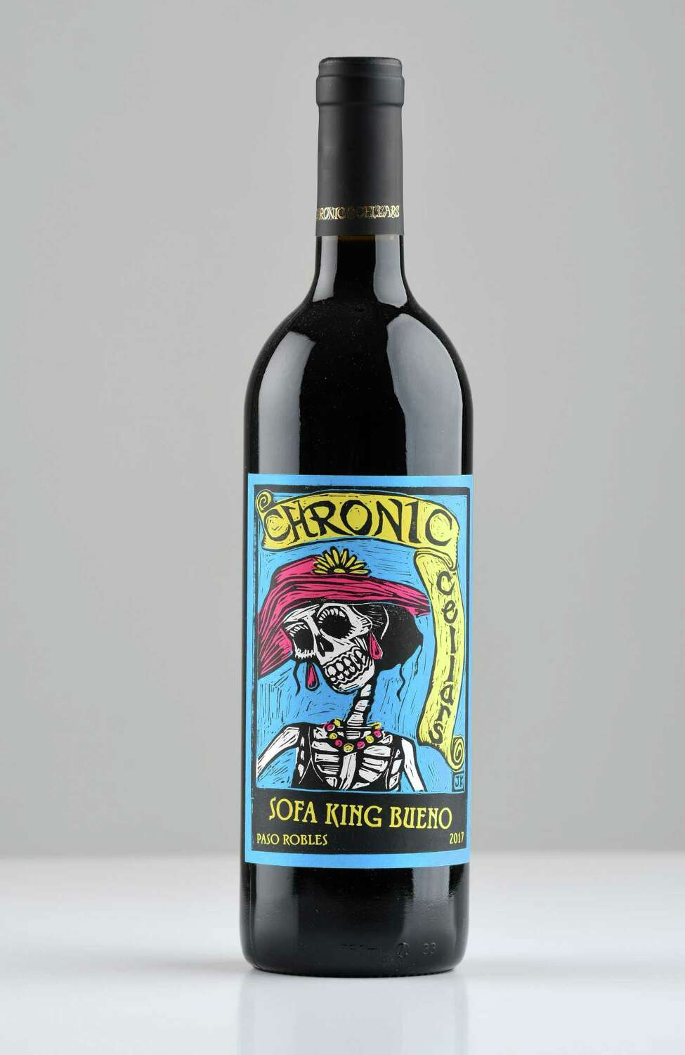 Chronic cellars sofa king Bueno on Friday, Feb. 7, 2020, at the Times Union in Colonie, N.Y. (Will Waldron/Times Union)