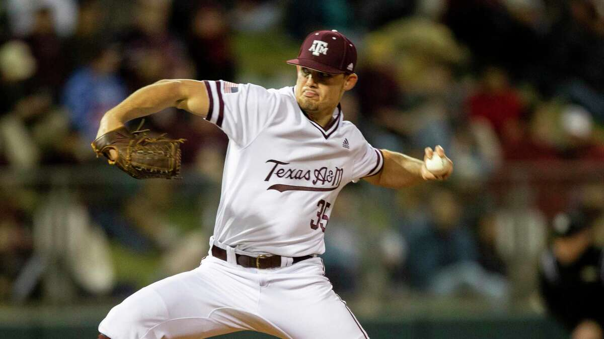 Pitcher Asa Lacy, a former Kerrville Tivy standout, could become Texas A&M's highest baseball draftee since pitcher Jeff Granger went No. 5 overall in 1993.