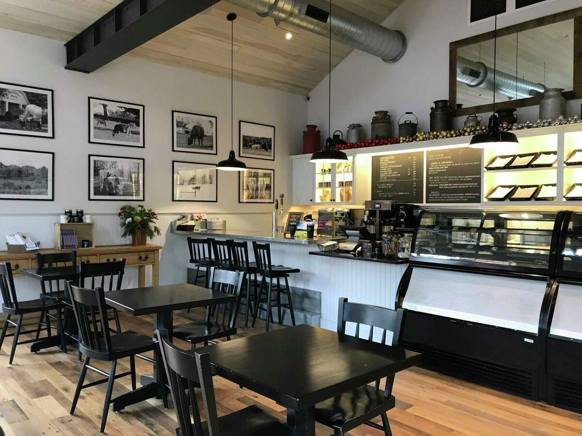 Arethusa A Mano, the latest Arethusa invention, a coffee and pastry shop, with light fare, is offering takeout during the coronavirus crisis. Arethusa a Mano, Batnam Litchfield County Rein's Deli, Vernon Tolland County That Breakfast Place, Willimantic Windham County