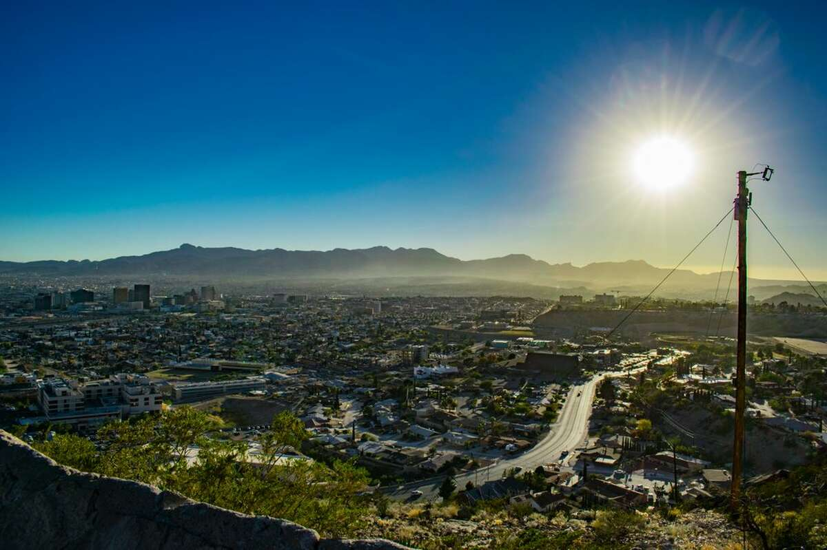 El Paso, TX El Paso offers breathtaking views and natural beauty to settle into as you start that new chapter in retirement.  Wide-open vistas and beautiful desert weather are the norm, according to retirement.com Photo: Yelp/Jenna P.