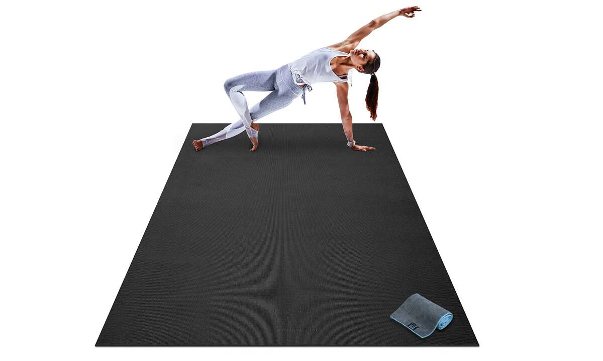 Premium Large Yoga Mat, $139.95