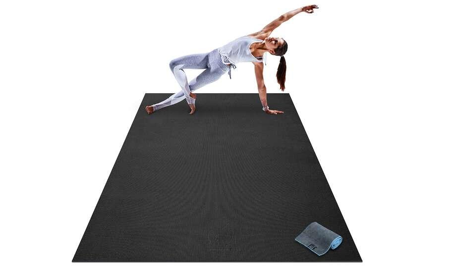 Premium Large Yoga Mat, $139.95 Photo: Amazon