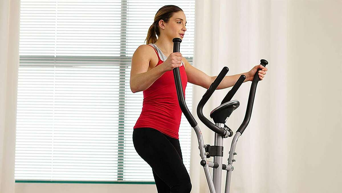 Sunny Health & Fitness Elliptical Cross Trainer, $140.88
