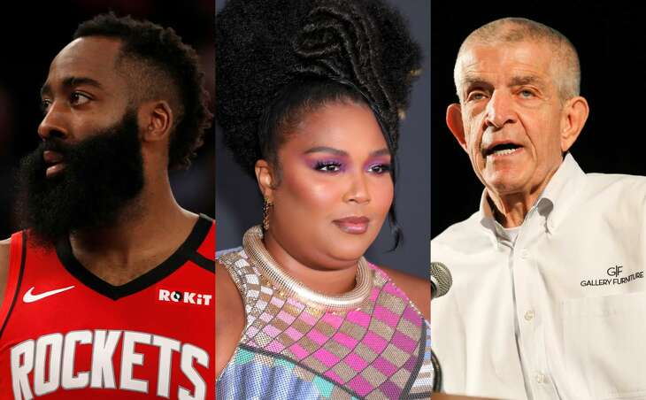 PHOTOS: Houston celebs react to coronavirus pandemic  Houston's biggest celebrities and community leaders have taken to social media to share their thoughts on the global health crisis.   >>>See what Houston celebs are saying about the coronavirus...