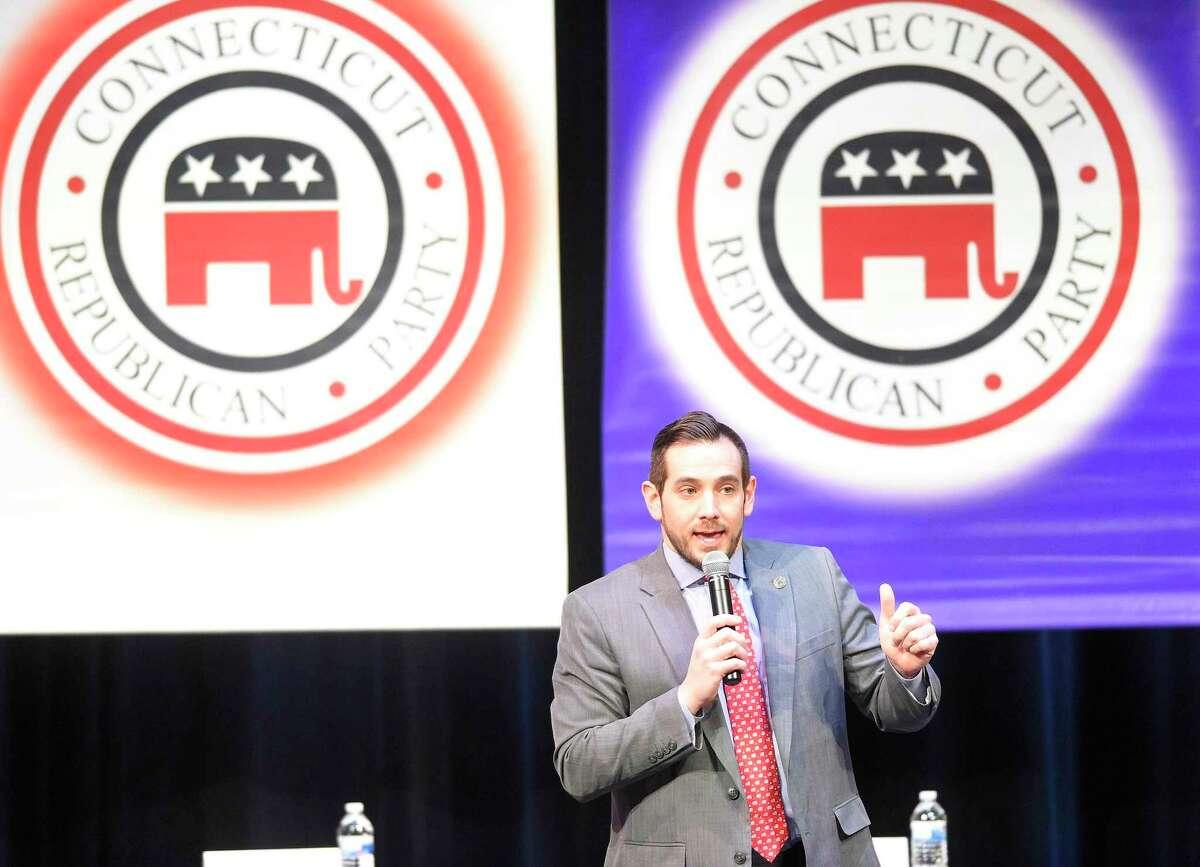 J.R. Romano, Connecticut Republican Party chairman.