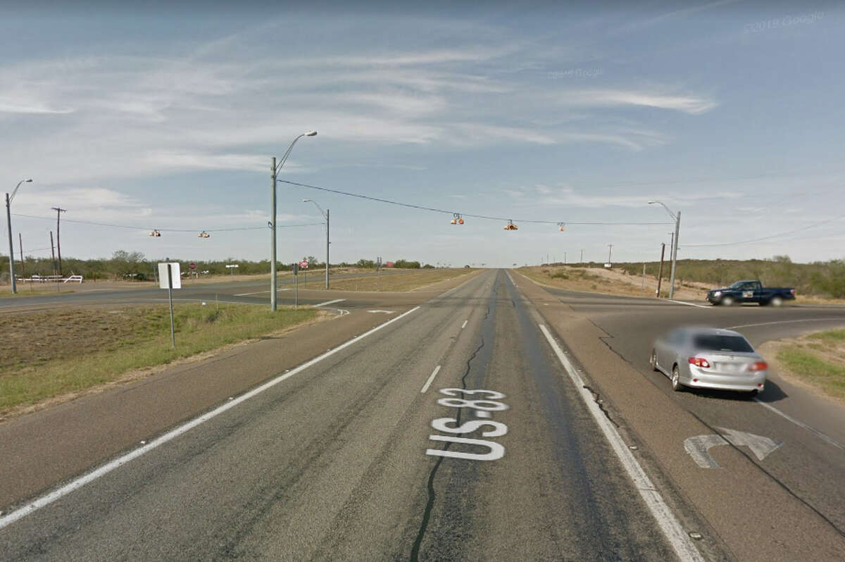Texas Department of Public Safety troopers attempted a traffic stop on a gold Chevy Trailblazer at about 8:30 a.m. on U.S. 83 near the intersection with Mangana Hein Road.