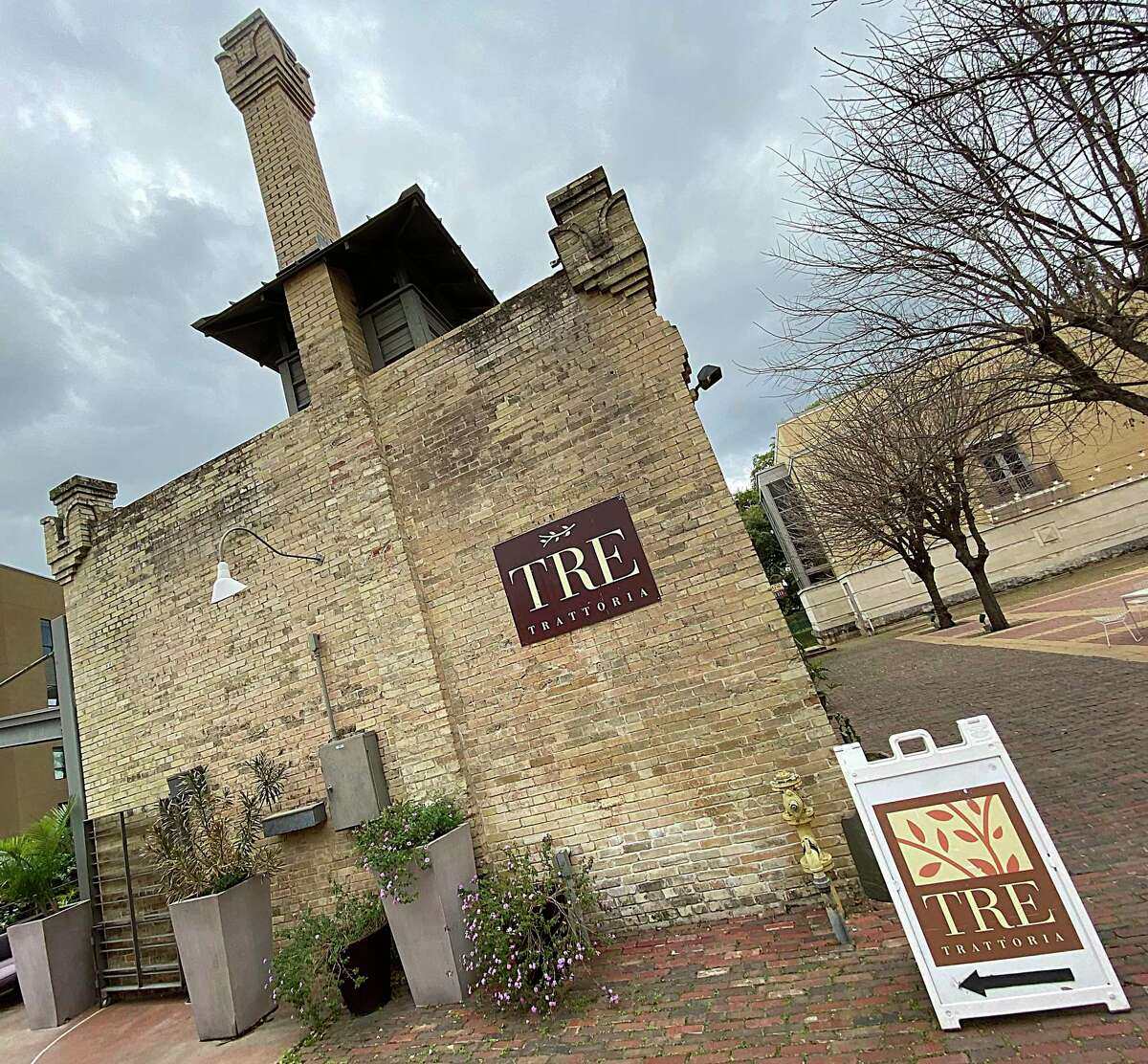 Tre Trattoria at the San Antonio Museum of is participating in Culinaria's Restaurant Weeks.