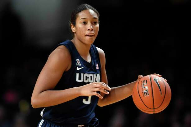 Megan Walker's decision to go pro was one of the items Geno Auriemma and Rebecca Lobo discussed during a chat on Instagram Live.