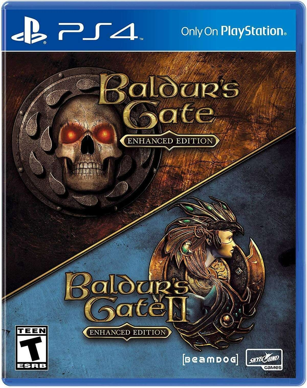 Baldur's Gate I & II are available as a package on Nintendo Switch ($29.83), Playstation 4 ($19.79) and XBox One ($32.59), and separate on PC: Baldur's Gate ($4.99) and Baldur's Gate II ($12.99)