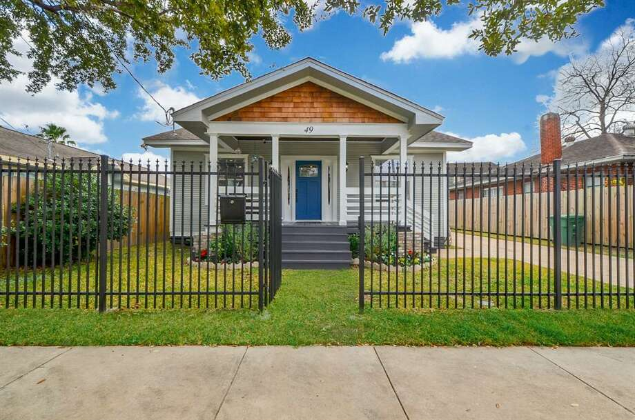 East End: 49 Jenkins Street  Sold: March 12, 2020  Sold for between $285,001 - $325,000 Photo: Houston Association Of Realtors