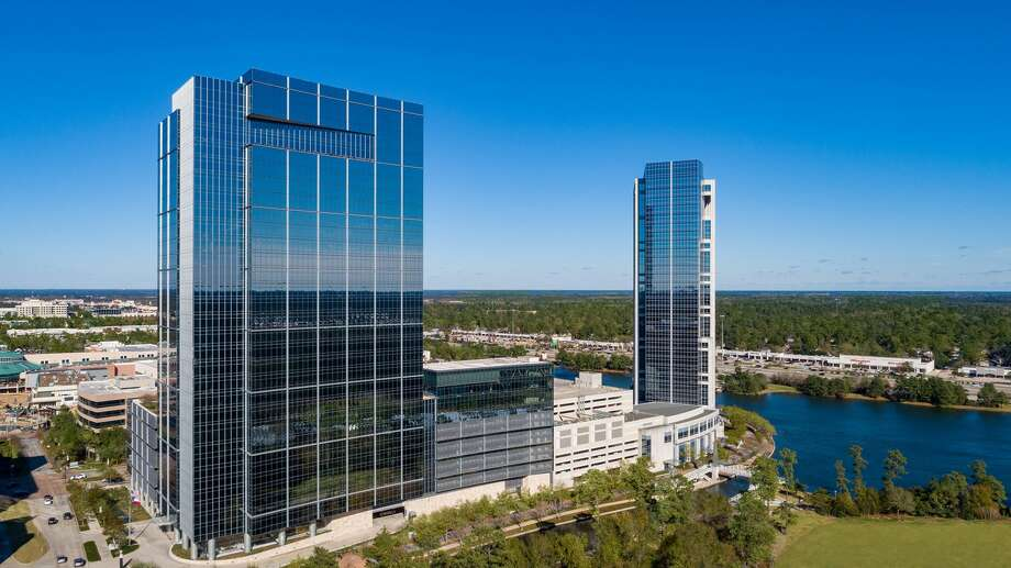The newly rebranded The Woodlands Towers at The Waterway is owned by The Howard Hughes Corp. Photo: The Howard Hughes Corp. / © 2019, Mauricio Ramirez All Rights Reserved