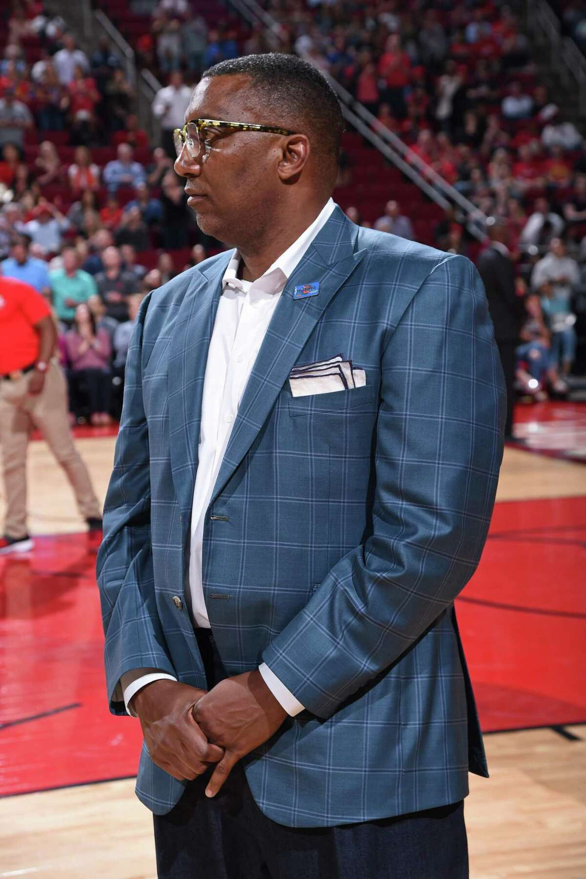 Rockets senior VP for basketball operations Keith Jones is the voice on the other end of the phone that connects Rockets players in times of uncertainty.