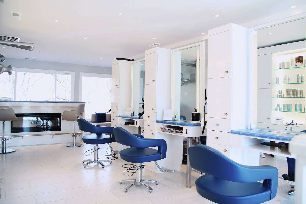 All hair and nail salons and barbers in Wilton are closed in order to prevent the spread of the coronavirus.