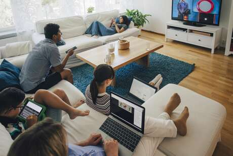 Being stuck at home can be less isolating with internet access - at least, until it slows down or stops working altogether.