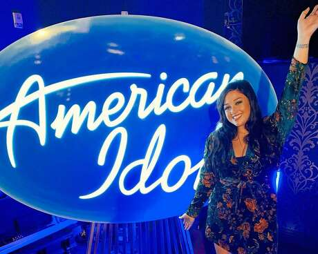 Houston-area singer Ren Patrick made it to Hollywood on 'American Idol.'