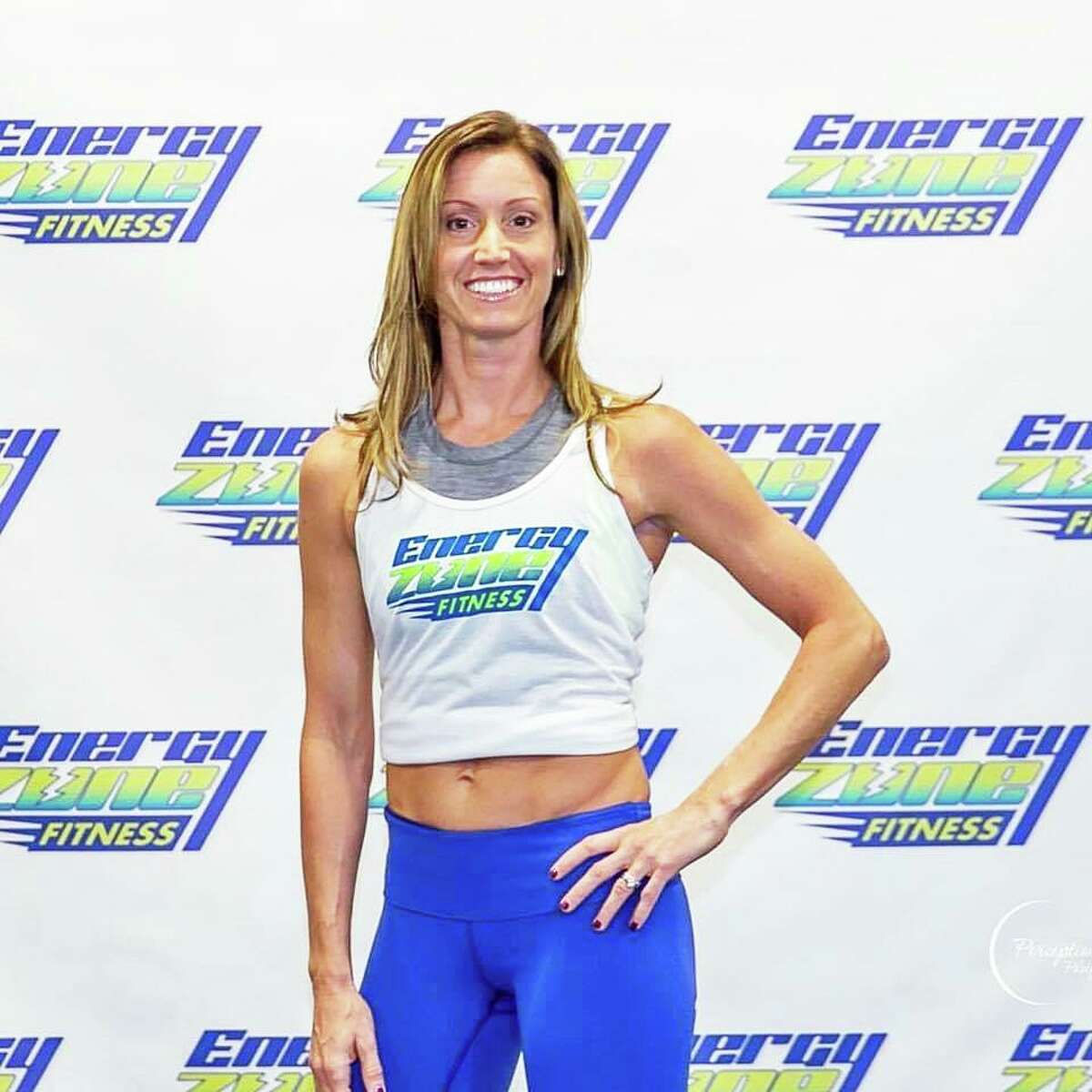 Julie Cranick owns Energy Zone Fitness in Cromwell.