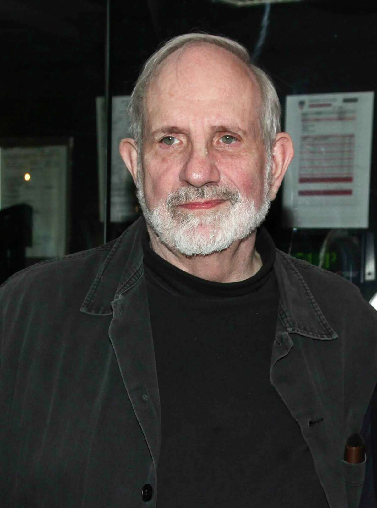 FILE - In this June 9, 2016, file photo, Brian De Palma attends a special screening of