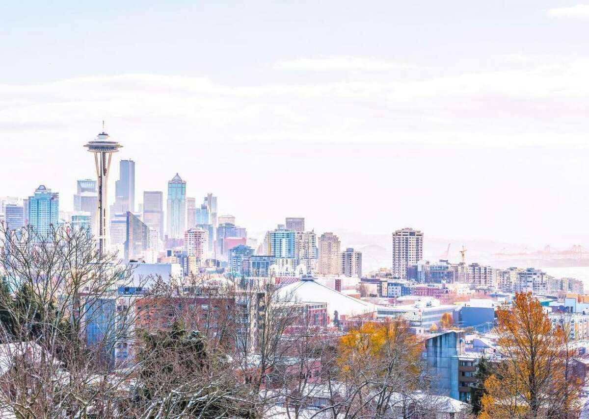 It doesn't snow often in the Emerald City, but when it does, you can bet getting around will require a considerably larger amount of effort. Ask any Seattleite about the historic