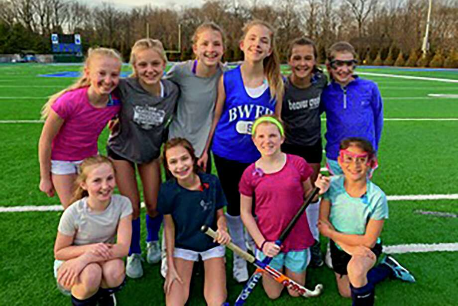 The Darien Junior Field Hockey program will begin in the fall and registration is Open now at DJFH.com Photo: Darien Junior Field Hockey / Hearst Connecticut Media / Darien Junior Field Hockey (DJFH)