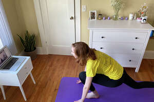 On Monday, Square One Yoga, which has locations in Emeryville, El Cerrito, San Leandro and Oakland, announced they'd be going 100 percent virtual. Instead of meeting in person, instructors would teach classes via Zoom.