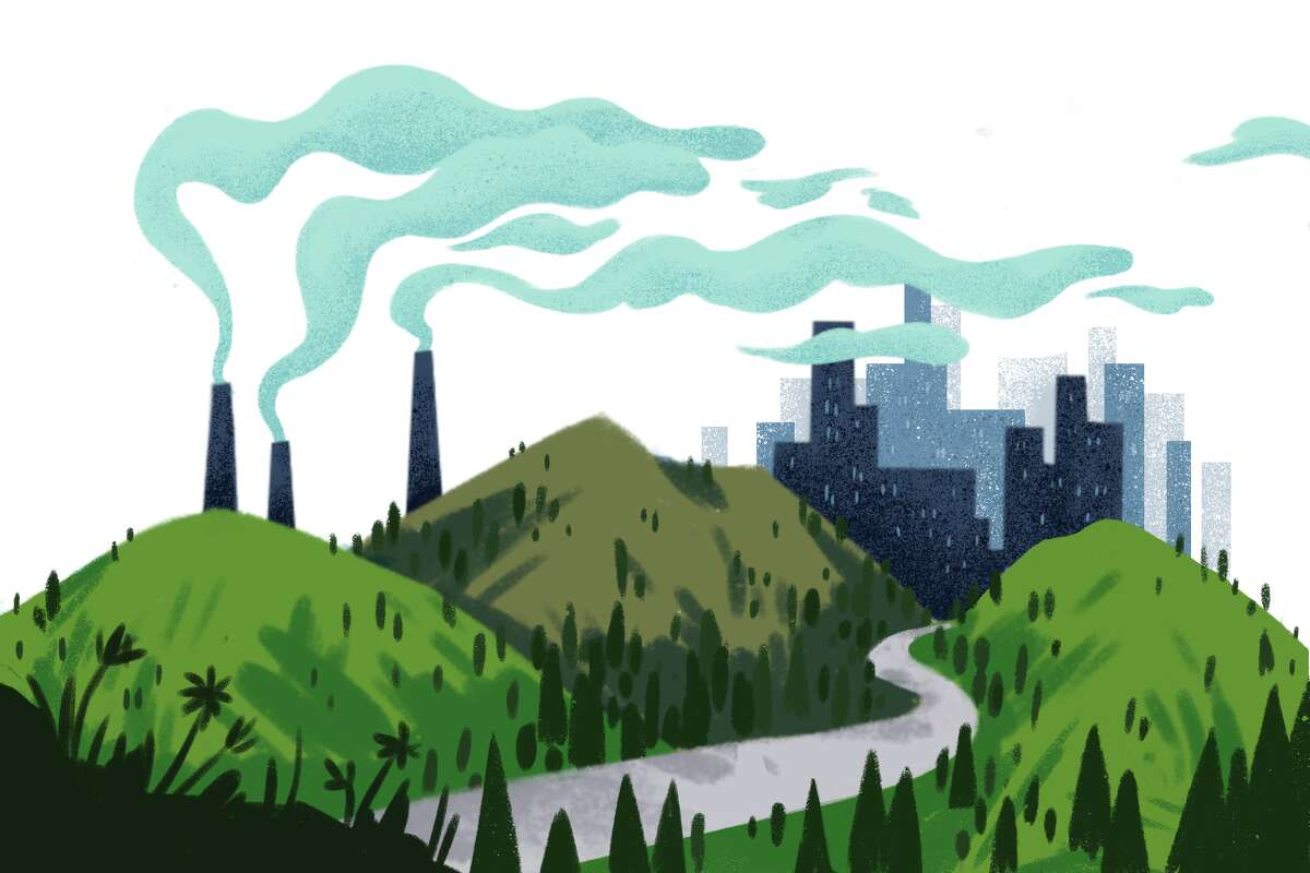 Could the Bay Area see decreased pollution due to shelter-in-place?