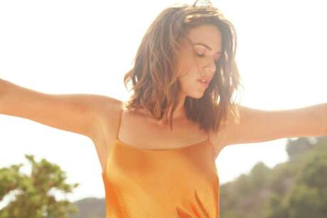 """Singer-songwriter Mandy Moore has released a new album called """"Silver Landings."""" Photo: Carter Smith / Contributed Photo"""
