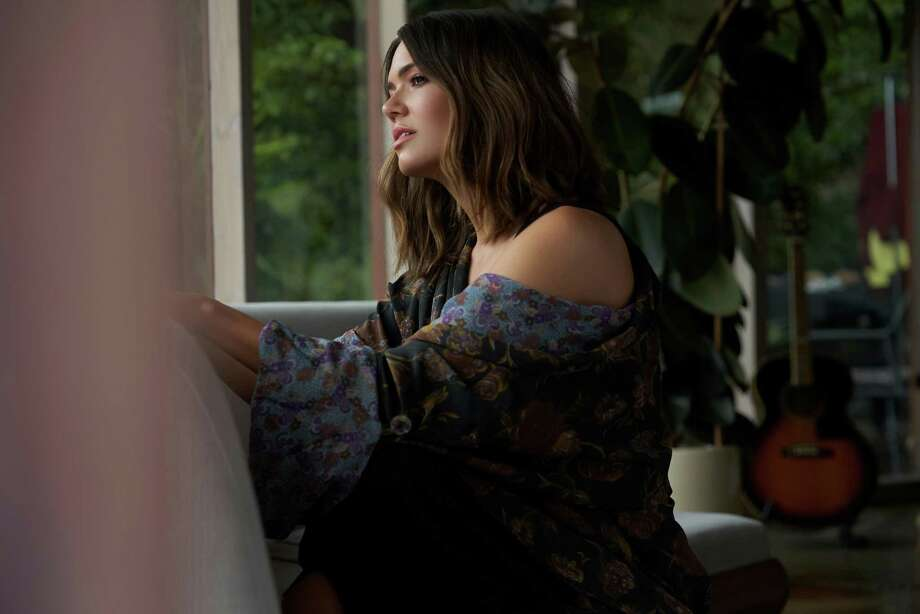 """Mandy Moore's singing career took off in 1999 when she was 15. Her latest album, """"Silver Landings,"""" came out March 6. Photo: Carter Smith / Contributed Photo"""