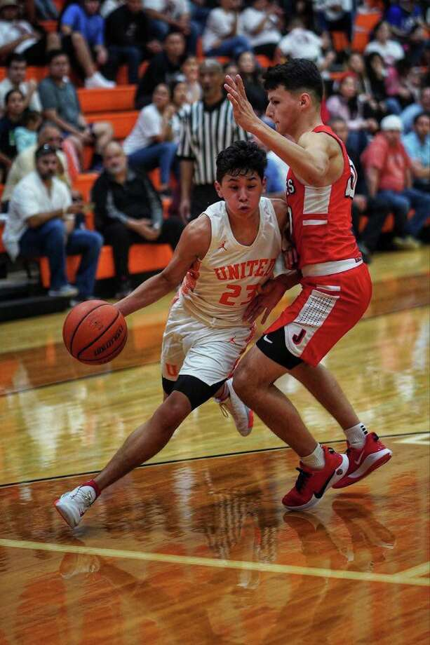 United's Carlos Castro was named the District 29-6A Newcomer of the Year this season. Photo: Photo By J.J. Torres