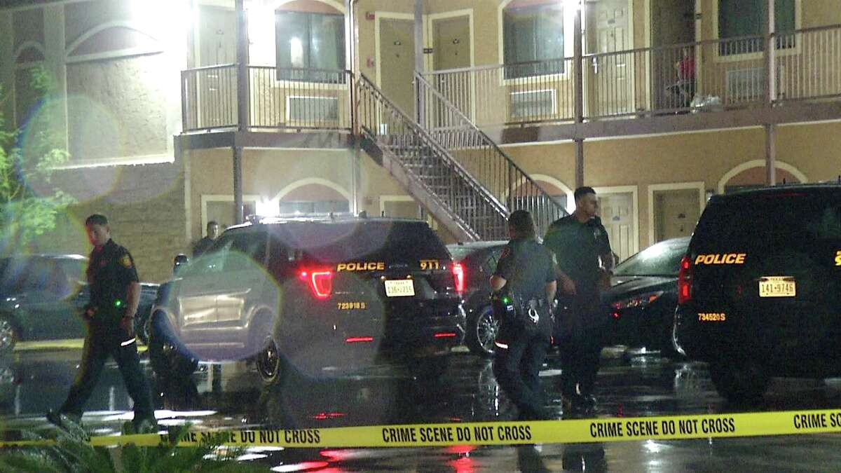 Police are investigating a shooting that left one man dead at a South Side motel.