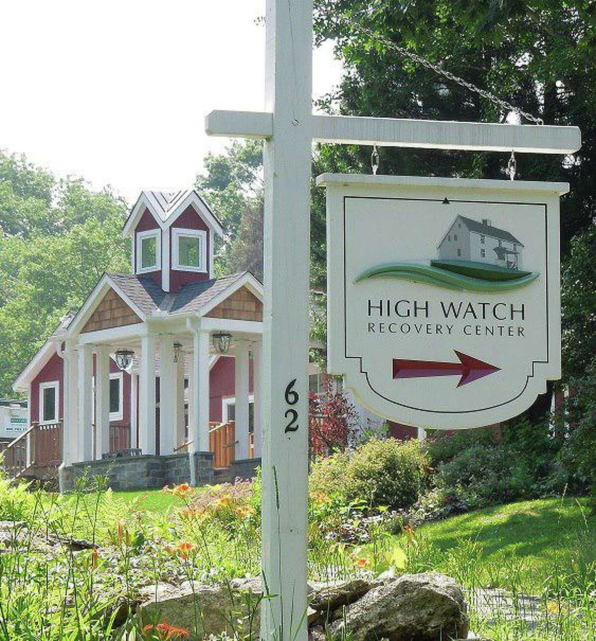 High Watch Recovery Center in Kent.