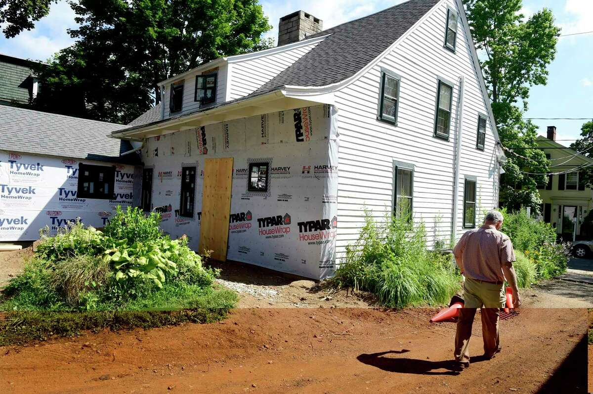 In this file photo, the Women & Family Life Center at 96 Fair St., Guilford.