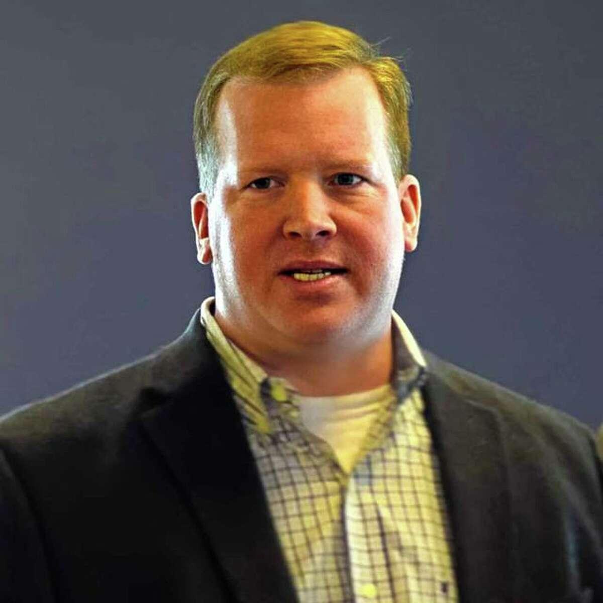 Illinois State Sen. Jason Plummer (R-54th District)