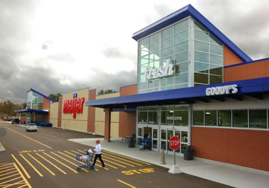 Meijer stores will close overnight at 10 p.m. local time, beginning March 20, and will open each morning at 8 a.m. local time. Photo: Photo Courtesy Of Meijer