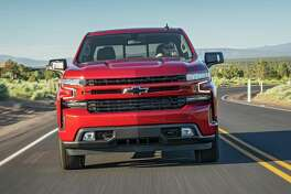 The 2020 Chevrolet Silverado 1500's optional 3.0-liter inline six turbodiesel makes 460 lb.-ft. of torque - the same as the 6.2-liter gas V8.