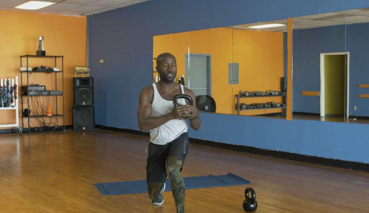 10-Minute Beginners Kettlebell Workout