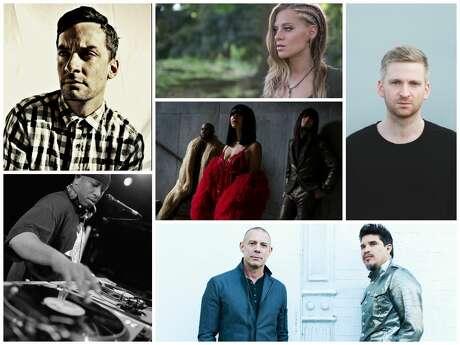 DJ Premier, Nora en Pure, Olafur Arnalds, Thievery Corporation, Khurangbin, Bonobo