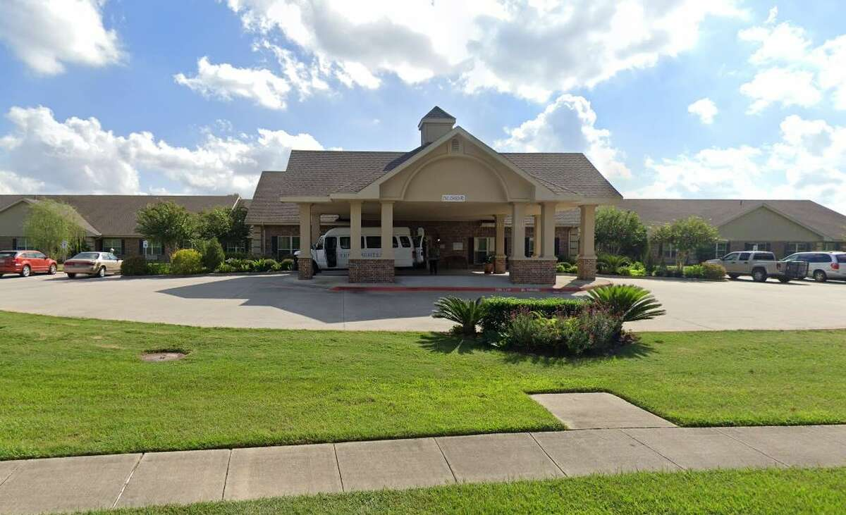 The elderly man who contracted coronavirus and died this week lived at The Heights of Tomball nursing home, the facility confirmed Friday.