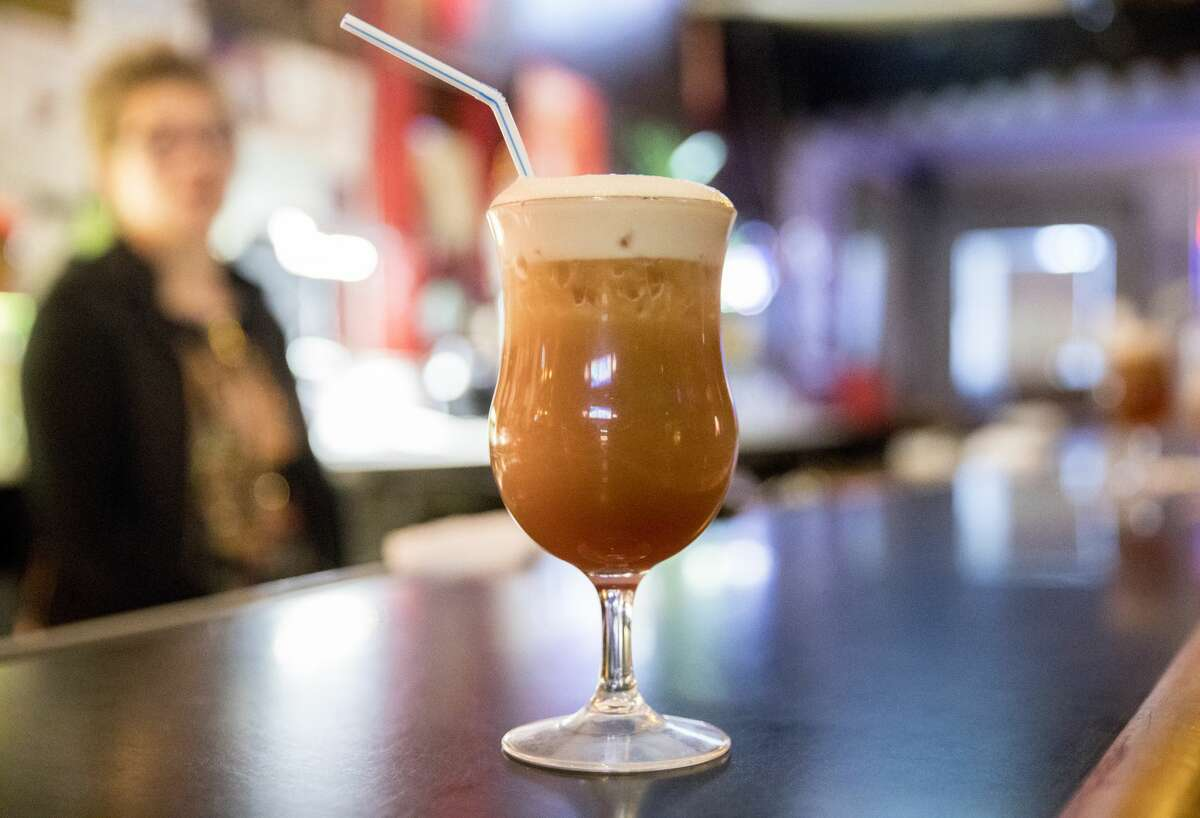 During shelter-in-place orders, California's Department of Alcoholic Beverage Control has relaxed regulations to allow bars and restaurants to sell cocktails to go.