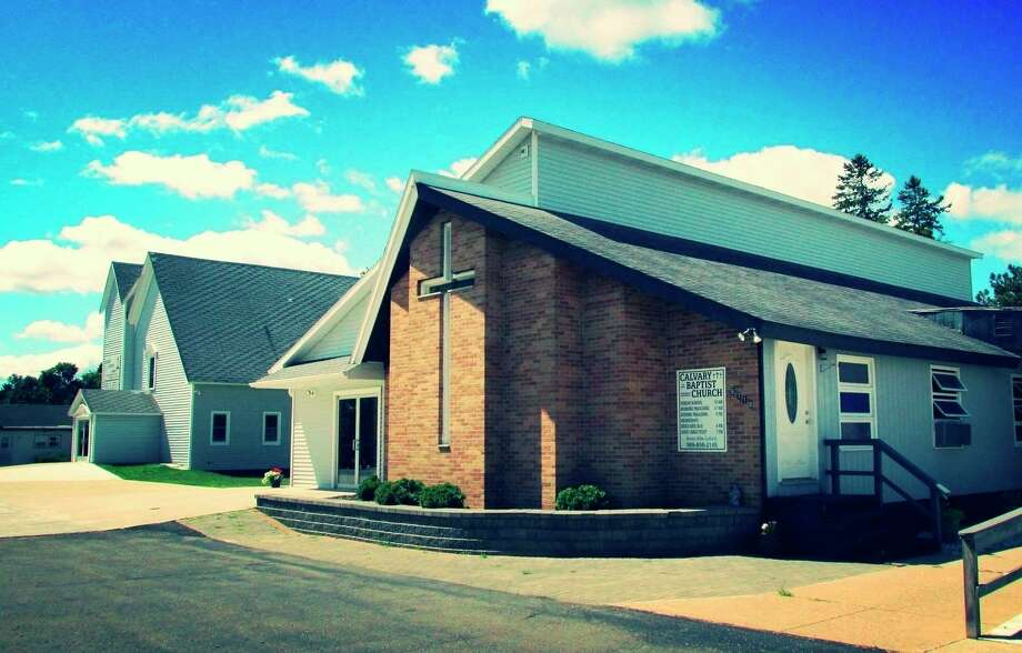Calvary Baptist Church is the congregational home to Pastor Mike Goforth, who was appointed in 1995. (Courtesy Photo)