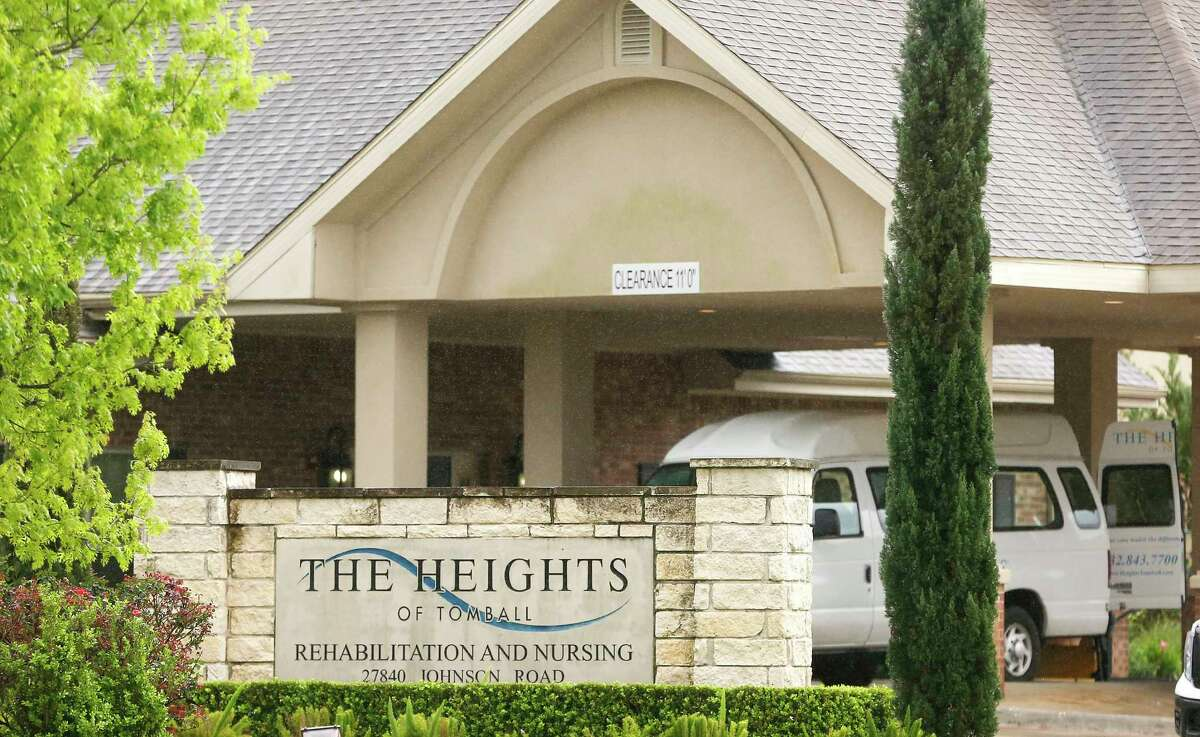 The first coronavirus related death in Harris County was a man in his 80s, who died at an area hospital and was a resident at The Heights of Tomball nursing home.
