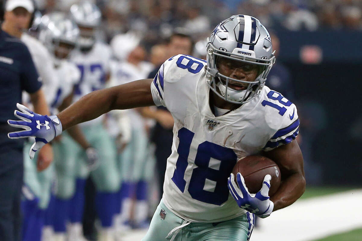 New Texans receiver Randall Cobb spent last season with the Cowboys after a long run in Green Bay.